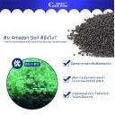 ดิน Crazy Stone Amazon Soil เม็ดใหญ่