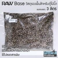 วัสดุรองพื้นสำหรับตู้ไม้น้ำ RAW Base ขนาด 3 ลิตร